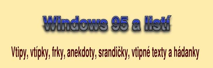 Vtip, frk, anekdota
